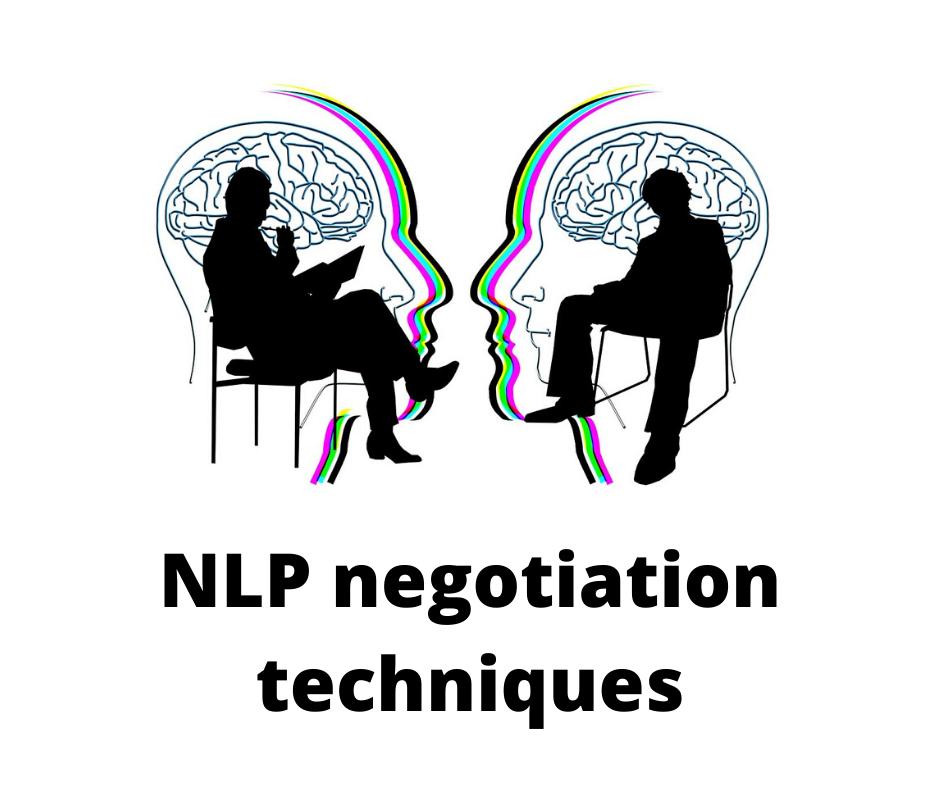 NLP negotiation techniques