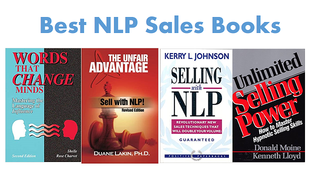 4 Best NLP Sales books | NLP Sure