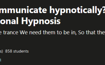 how to communicate hypnotically