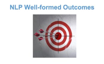 NLP well-formed outcomes