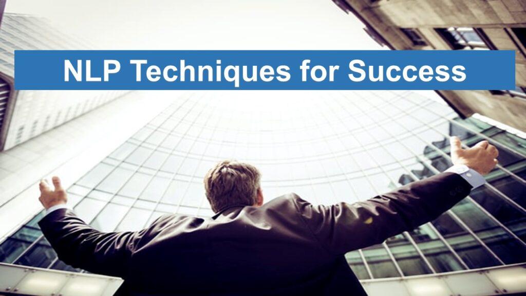nlp techniques for success