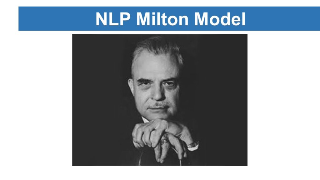 NLP Milton Model