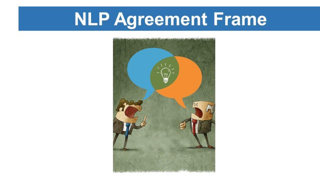 NLP agreement frame